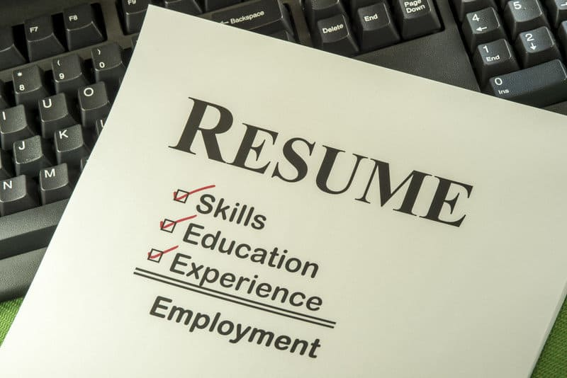 Professional Resume Writing Services  Resume Writting