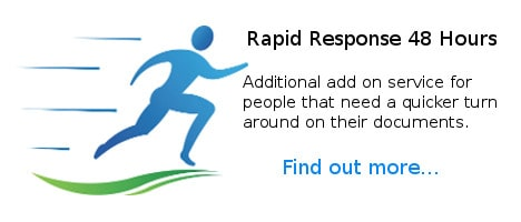 Rapid Response 48 - Resume Services with Resumes for you