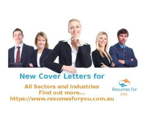 Resumes For You - Cover Letters