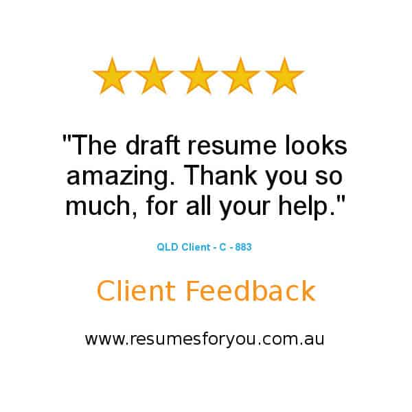 Resume Writing Services Adelaide Resumes For You